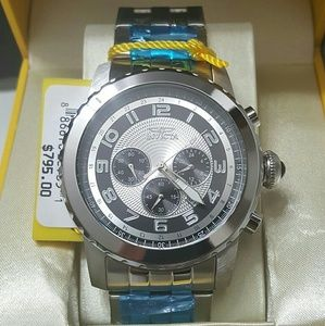 Monday sale,new Invicta Chronograph Men's watch